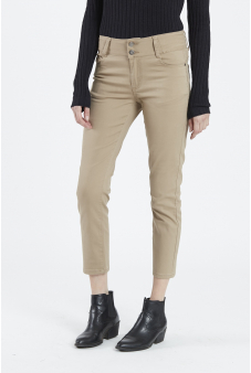 Pantalon liso, skinny