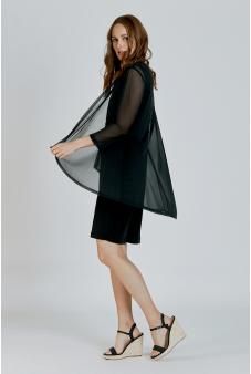 Vestido Fiesta-Negro-44