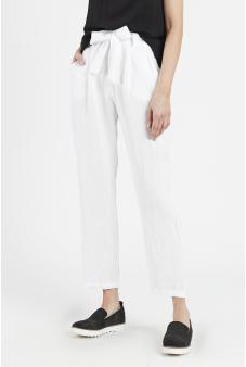 Pantalón de Lino con amarra