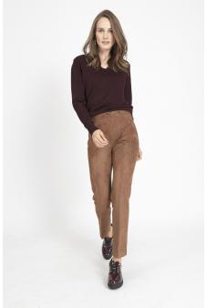 Pantalón Suede
