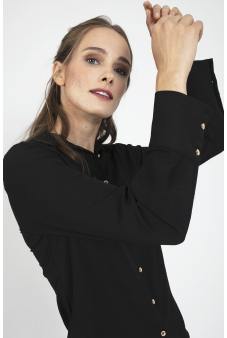 Blusa Lisa-Negra-38