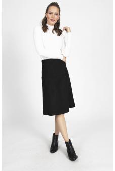 Falda-Negro-L