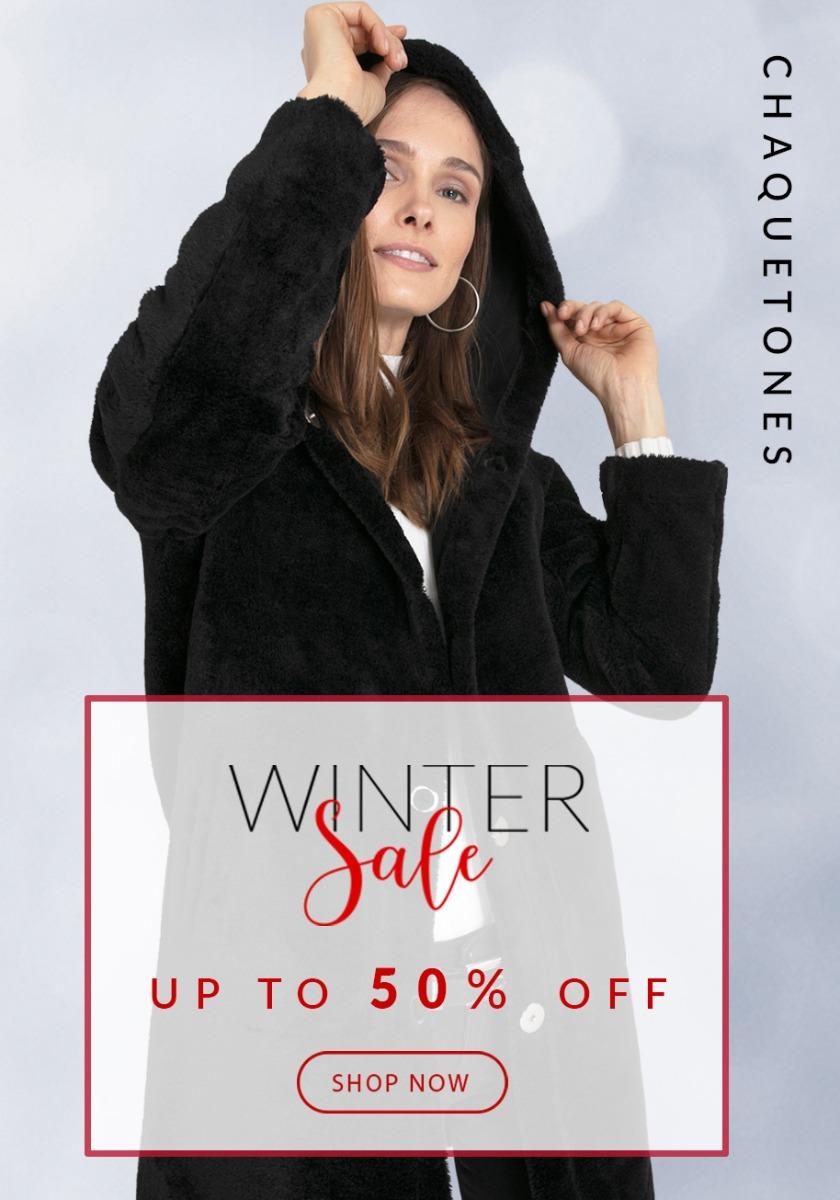 Ruanas Winter Sale